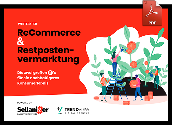 Front Page Whitepaper Recommerce by TrendView