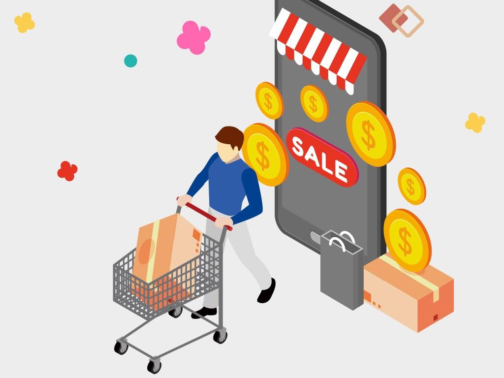 Online-Shopping und E-Commerce