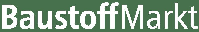 Baustoffmarkt Das Nachrichtenportal für die Baustoffbranche Logo