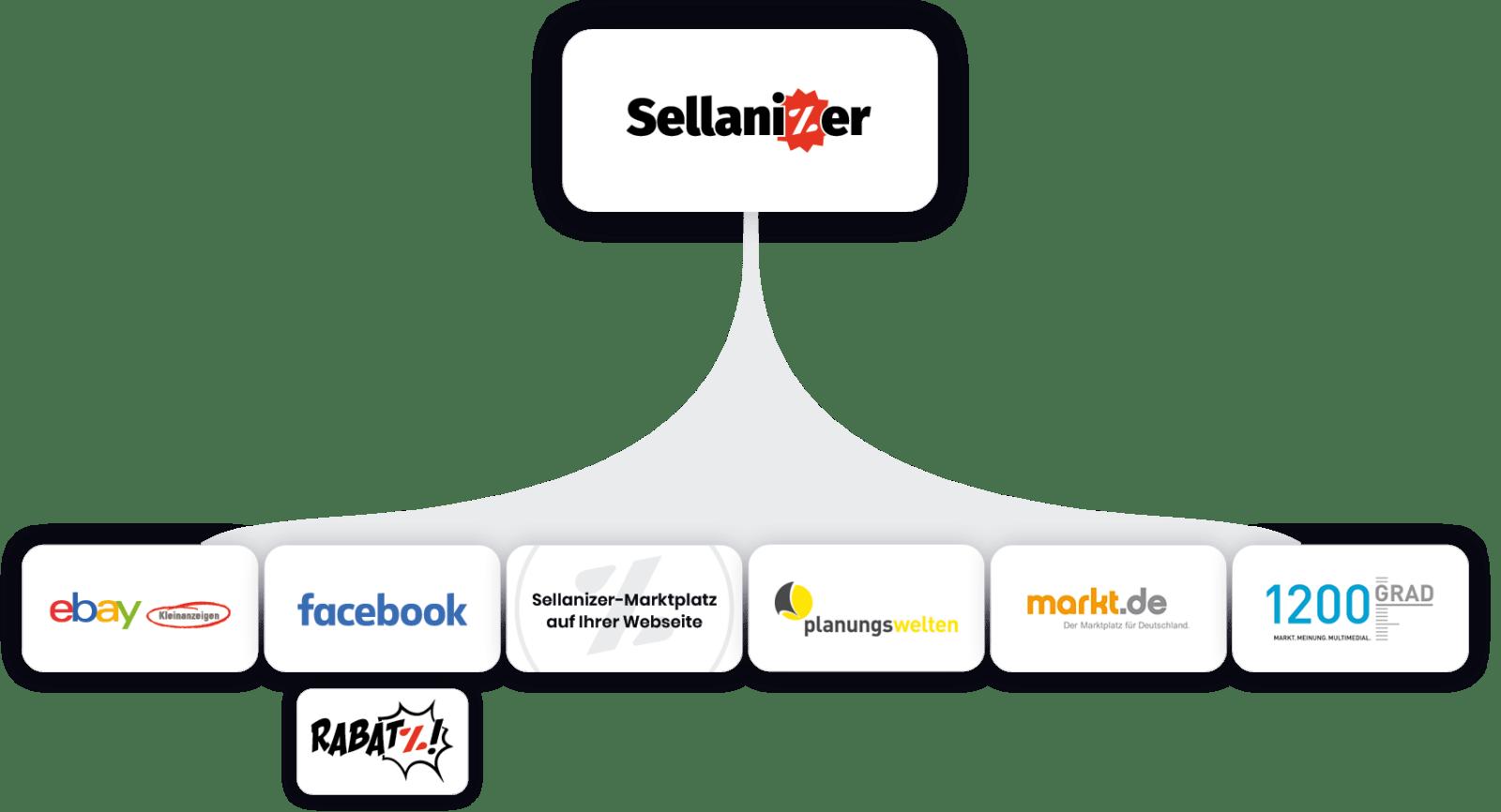 Das Sellanizer Netzwerk