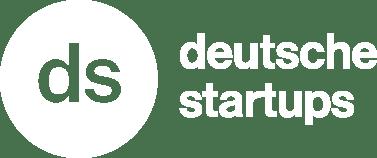 deutsche startups Das Nachrichtenportal für neue Startups in Deutschland Logo