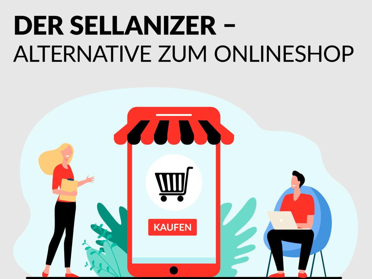Der Sellanizer – die Alternative zum Onlineshop
